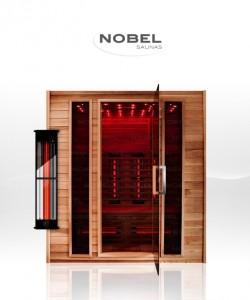 Sauna nobel 4pers